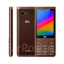 Мобильный <b>телефон BQ 3595</b> Elegant 3.47 - Смартфоны и ...