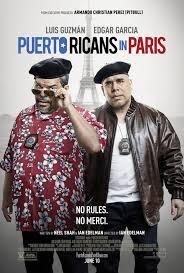 Dos boricuas en París | Puerto Ricans in Paris