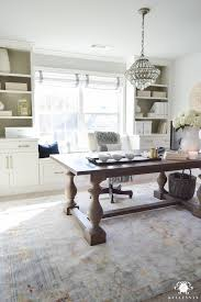 one room challenge home office makeover reveal beautiful home office makeover sita