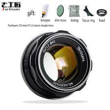 <b>7artisans 35mm F1</b>.<b>2</b> Prime Lens for Sony E mount for Canon EOS ...