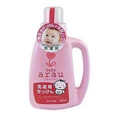 <b>SARAYA ARAU</b>: <b>Жидкое</b> мыло для стирки детского белья, 800 мл ...