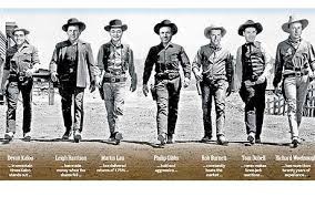 Image result for images of the magnificent seven