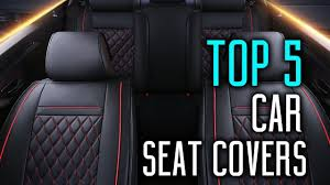 5 Best <b>Car Seat</b> Covers - YouTube