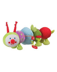 "<b>Happy baby</b> |<b>Развивающая игрушка</b>-трансформер ""Гусеница"" в ..."