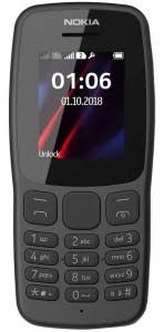 <b>Nokia 106</b> (2018) - Цены, обзоры, характеристики <b>Нокиа 106</b> ...