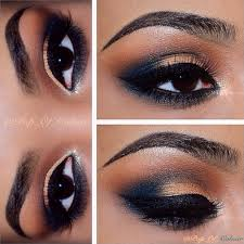 blue eyes and royal dresses middot makeup for brown eyes
