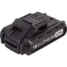 <b>Аккумулятор</b> Dexter E180-2, <b>18</b> В Li-Ion <b>1.5</b> Ач в Санкт-Петербурге