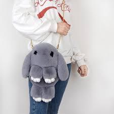 8 <b>Colors</b> Cute Rabbit <b>Plush Backpack</b> Rabbit Bags Bunny <b>Backpack</b> ...