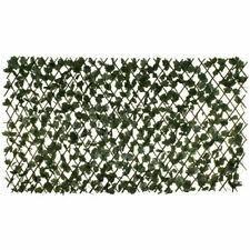 Garden & Patio <b>5</b> PCS <b>Willow Trellis Fence</b> 170 x 55 cm Extendable ...