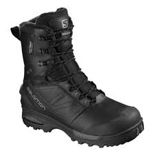 <b>Ботинки Salomon TOUNDRA PRO</b> CSWP Black/Bk/Magnet ...