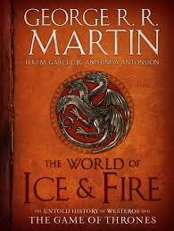 what to expect in the new game of thrones book euronews a game of thrones george r r martin unveils cover of new book titled world of