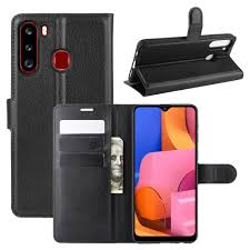 <b>CHUMDIY Flip</b> Case for Samsung Galaxy A21 <b>PU Leather</b> Wallet ...