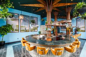 Bushwick's <b>New</b> Two-In-One <b>Hot</b> Spot Is An Interior Design <b>Dream</b>