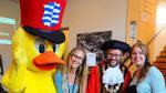 Revamped Corn Hall celebrates successful year