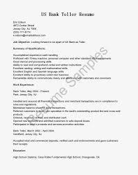 bank teller resume bank teller resume bank teller resume example resume samples us bank teller resume sample