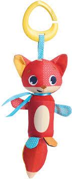 <b>Tiny Love Игрушка колокольчик</b> Лисенок — купить в интернет ...