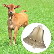 50*50mm Pure Copper Bells Cow Horse Sheep Animal Neck ...