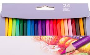 Набор <b>Pentel Colour Pencils</b> (24 <b>цветных карандашей</b>) CB8-24 ...