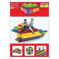 <b>Конструктор Edu Play Farm</b> Big Block 48 шт. купить в интернет ...