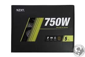 NZXT HALE   N Series    W   box