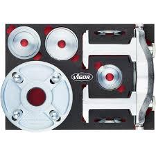 Compact <b>wheel bearing removal</b> / assembly tool set ∙ universal ...