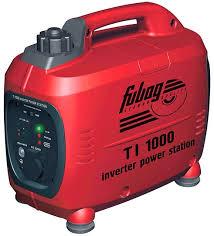 Бензиновый <b>генератор Fubag TI 1000</b> с гарантией оперативной ...