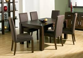 black and brown dining room sets inspiring good black and brown dining room sets home trend black wood dining room