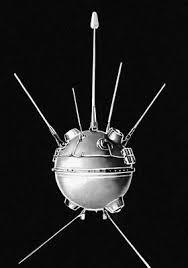 「1959年 - 「ルナ2号」が月面の「晴の海」に衝突し、」の画像検索結果