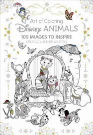 <b>Art</b> of <b>Coloring</b>: Disney <b>Animals</b>: 100 <b>Images</b> to Inspire Creativity and ...