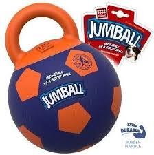 <b>Игрушка GiGwi Jumball</b> Мяч с захватом футбольный - купить в ...