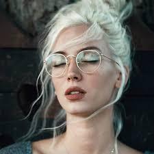 Round Glasses Frame Woman Men Glasses Retro Myopia Optical ...