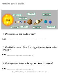 th grade science exam review worksheets for kids teachers