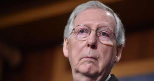 """Mitch McConnell vows to be the """"<b>Grim Reaper</b>"""" to thwart all ..."""