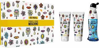 <b>Moschino So Real</b> Cheap and Chic Set (EDT 50ml + Body lotion ...