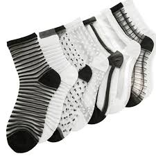 <b>2 Pairs lot Women's Socks</b> Comfortable Sheer Silk Summer Ankle ...