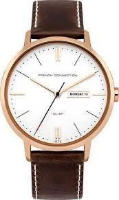 <b>French Connection</b> Slim <b>FC1262TRG</b> - купить <b>часы</b> по цене 8720 ...