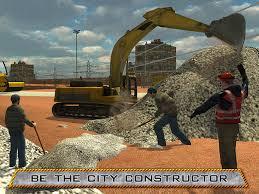 city construction road builder simulator 3d heavy duty excavator app description