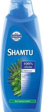 """<b>Шампунь SHAMTU</b> """"<b>Глубокое очищение</b> и свежесть с ..."""