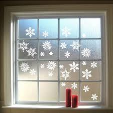 Decorazione Finestre Neve : Confronta i prezzi su snowflake decals window ping