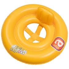 «Надувныая игрушка <b>Bestway Круг надувной</b> с сиденьем и ...