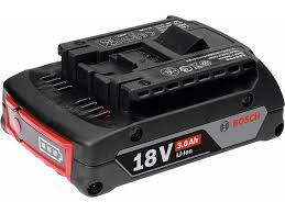 <b>Аккумулятор BOSCH</b> Professional <b>GBA 18V</b> 3.0 Ah купить по цене ...