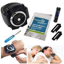 <b>Snore</b> Stopper Bracelet Wristband Device <b>Intelligent</b> Biosensor ...