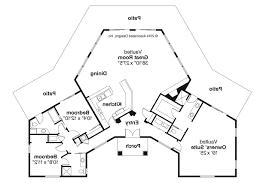 Spanish Style House Plans   Santa Ana     Associated Designs    Spanish Style House Plan   Santa Ana     Floor Plan