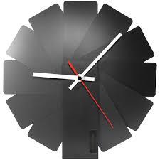 Заказать <b>Часы настенные Transformer</b> Clock. Black & Black с ...