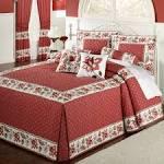 Images & Illustrations of bedspread