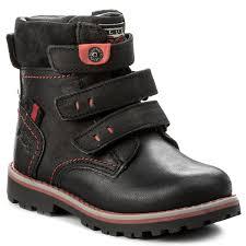Ботинки Lasocki Kids CI12-SPLIT-17 Черный Для детей - Для ...