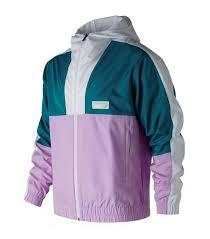 New Balance <b>NB Athletics Windbreaker</b> Multi-Pink – Rustan's