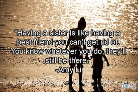 20+ Best Sister Quotes | creativemisha via Relatably.com