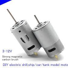 1PCS <b>original RS 385PA</b> 16120 DC motor <b>high</b> quality 18V ...