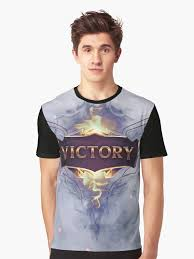 """""""<b>League of Legends</b> Victory"""" T-shirt by AlexTrpmn 